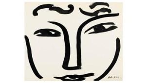 Henri Matisse, Visage