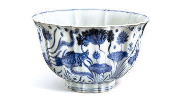 Sotheby's Hong Kong Chinese Works of Art – 5 April 2017