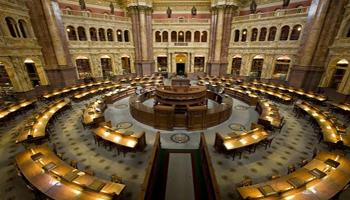 Torquato Tasso alla Library of Congress di Washington, il 24 marzo 2017