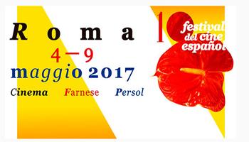 Al via dal 4 al 9 maggio 2017 la 10ª edizione del Festival del Cinema Spagnolo, dedicato al cinema spagnolo e latinoamericano di qualità