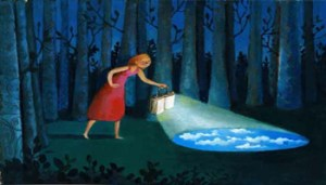 Opera di Cristina Bernazzani