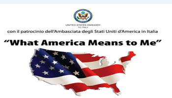 """WHAT AMERICA MEANS TO ME"" <BR> di Elisa Josefina Fattori"