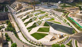 Apre in Iran la libreria più grande del mondo!