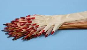 Sono tipi di guanti in commercio