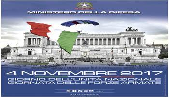 4 Novembre, Giorno dell'Unità Nazionale e Giornata delle Forze Armate