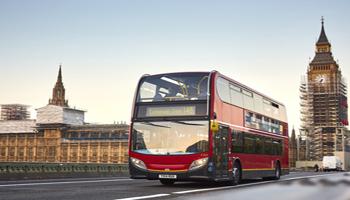 Londra, gli autobus sono alimentati da caffè