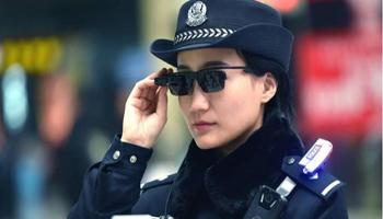 Cina, la polizia cinese dotata di occhiali per il riconoscimento facciale