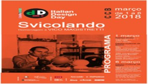 Seconda Edizione della Giornata del Design Italiano nel Mondo – Italian Design Day 2018
