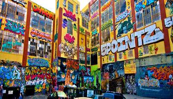 New York, multa di 5,3 milioni per aver distrutto graffiti