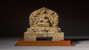Il Buddhismo da Sotheby's a New York con Jingyatang: I tesori della scultura Buddhista