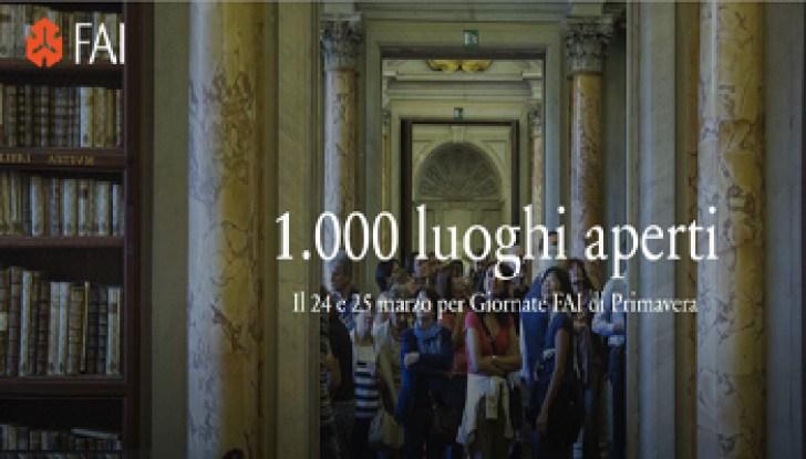 Fai - 1000 - Luoghi aperti in Tutta Italia - www-fai-it - 350X200 - Cattura