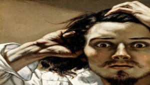 Gustav Courbet, L'Uomo Disperato