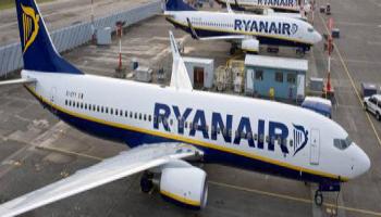 Ryanair, ispettorato, violazione contributi per 9 milioni nel 2014