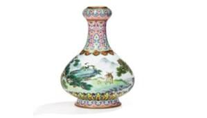 Sotheby's – Straordinaria scoperta: Tesoro della Cina Imperiale ritrovato in una mansarda in Francia