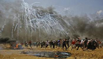 Apre ambasciata Usa, inferno a Gaza: 41 morti e 1700 feriti