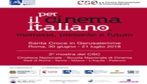PER IL CINEMA ITALIANO | memoria, presente e futuro