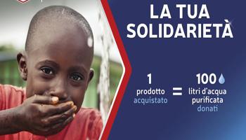 Missione Acqua Pulita: Fai brillare la tua solidarietà