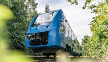 Omologato in Germania il primo treno a idrogeno del mondo