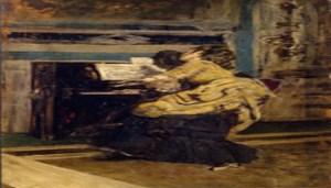 Giovanni Boldini, Signore Al Pianoforte