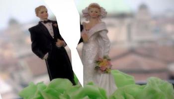 In Italia è boom di divorziati