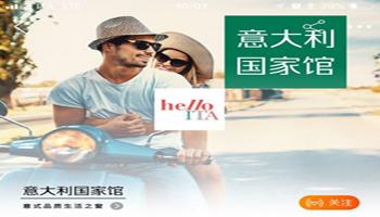 Made in Italy, hub e-commerce Ice-Alibaba