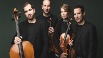 """Il Quartetto Noûs in concerto nell'ambito del progetto """"Le dimore del Quartetto"""""""