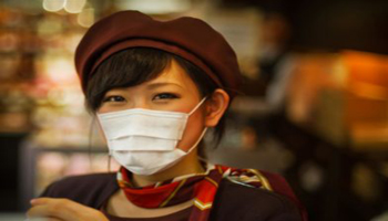 Perchè i Giapponesi portano le mascherine?