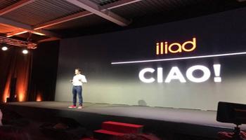 Italia, il gestore telefonico francese Iliad festeggia i due milioni di utenti italiani con una offerta strepitosa