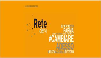 A Parma la 3^ Festa Nazionale di Retedem