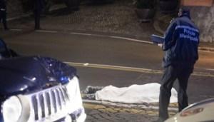 I rilievi della Polizia Roma Capitale a seguito di un incidente dove ha perso la vita un uomo, un inglese di 72 anni, investito da un Suv in Lungotevere Aventino a Roma, 7 ottobre 2018. ANSA/CLAUDIO PERI