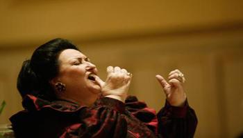 Addio al soprano Montserrat Caballé