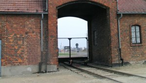 Auschwitz I was first constructed to hold Polish political prisoners, who began to arrive in May 1940. The first extermination of prisoners took place in September 1941. Auschwitz II–Birkenau went on to become a major site of the Nazis' Final Solution to the Jewish Question