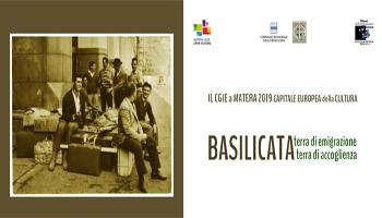 Il CGIE a Matera 2019 Capitale della Cultura Europea