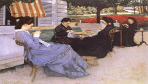Gustave Caillebotte, La Cusette
