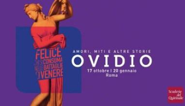 Ovidio - Amori e Altre Storie - 1f80b5aec23a253a5e864db92f21682a326b6 - www-beniculturali-it - 350X200