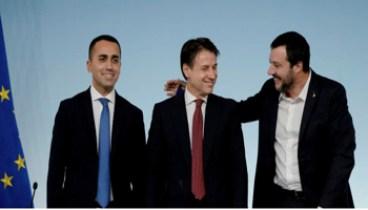 Salvini - Di Maio - Conte - www-huffingtonpost-it - 350X200 - Cattura