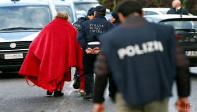 Polizia Roma Capitale - www-reuters-it - 350X200 - Cattura
