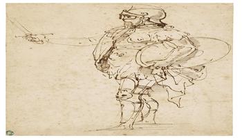 Sotheby's: Uno studio di Raffaello da poco riscoperto e un raro disegno di Rubens