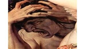 Angelo Bronzino, Particolare dell'Allegoria del Trionfo di Venere