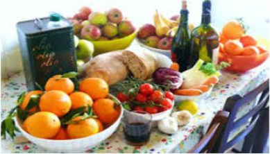 Dieta Mediterranea - www-unmondoditaliani-com - 350X200