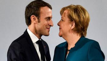 Macron e Merkel vanno avanti senza di noi