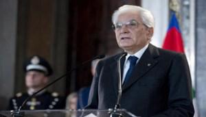 Foibe:Mattarella,Giorno Ricordo é rivivere tragedia italiana