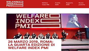 Al Salone delle Fontane, a Roma, a partire dalle ore 10.00, la presentazione del quarto Rapporto annuale e premiazione dei migliori progetti di welfare