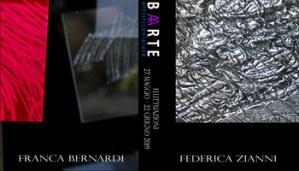 Borghini Arte Contemporanea  FRANCA BERNARDI _ FEDERICA ZIANNI  FLUTTUAZIONI