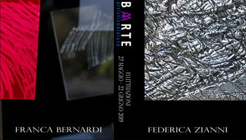 Borghini Arte Contemporanea| FRANCA BERNARDI _ FEDERICA ZIANNI| FLUTTUAZIONI