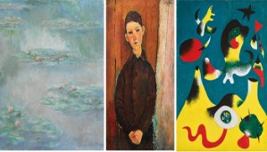 Sotheby's: An Icon of Impressionism to Modern Masterpieces Monet, Modigliani & Miró Take Centre Stage at Sotheby's this Summer
