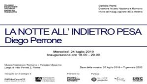La Notte All'Indietro Pesa Diego Perrone