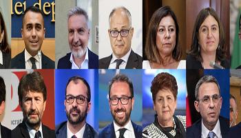 Governo Conte bis: ecco la lista completa dei ministri