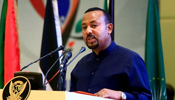 Il Nobel per la pace 2019 va al premier etiope Abiy Ahmed Ali