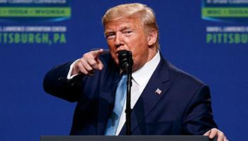 """""""Trump sta preparando il ritiro dal trattato di Parigi sul clima"""", la rivelazione del New York Times"""